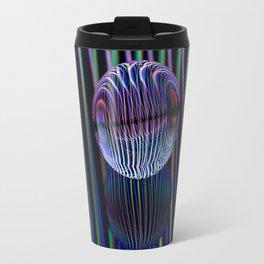 Eyes in the glass ball Travel Mug