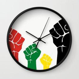 U.N.I.T.Y Wall Clock