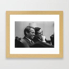 Robert Kennedy Framed Art Print