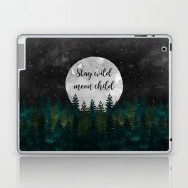 Stay Wild Moon Child Laptop & iPad Skin