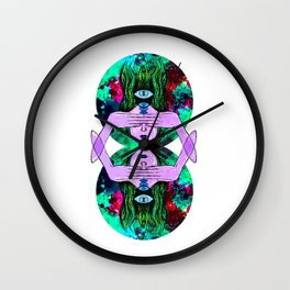 Higher Consciousness  Wall Clock
