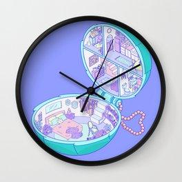 Tiny Haus Wall Clock