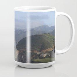 Pacific Coast Highway Coffee Mug