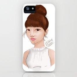 K Drama Inspired iPhone Case