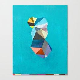 Meteorite II Canvas Print