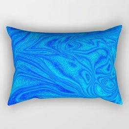 Swimming Pool Dreams Rectangular Pillow