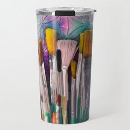 Painting the Universe Travel Mug