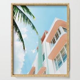 Miami Fresh Summer Day Serving Tray
