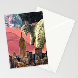 that was new york Stationery Cards