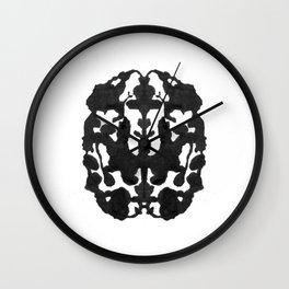 My Brain Hurts Wall Clock