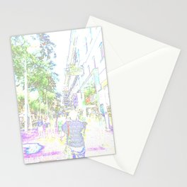 Vienna in Technicolour Stationery Cards