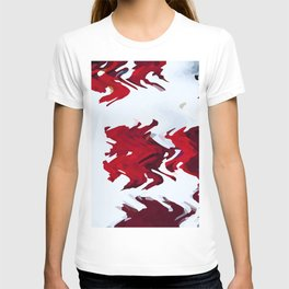 Red Ribbons T-shirt