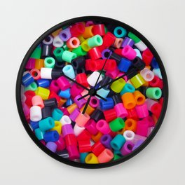 Colorful Life Wall Clock