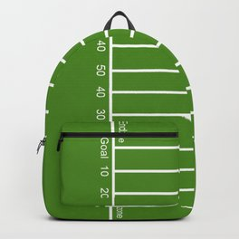Football Field design Backpack