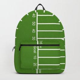 Football Field design Backpack