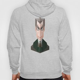 The 12th Doctor Who Hoody