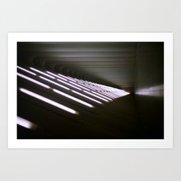 World Trade Center, Freedom Tower Transit Abstract Art Print