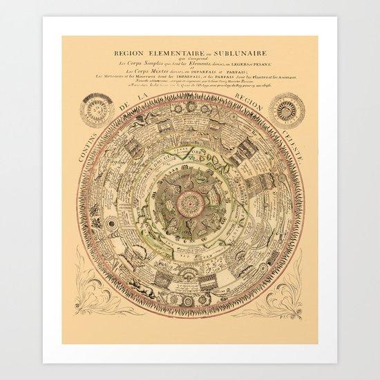 Constellation Chart 1696 by lydiadavid