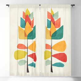 Spring Time Memory Blackout Curtain