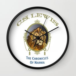 The Chronicles of Narnia Wall Clock