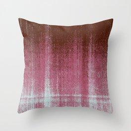 RUSH / three Throw Pillow