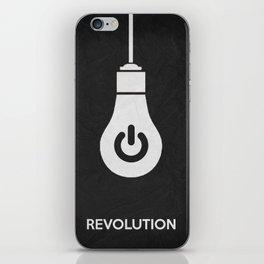 Revolution 01 iPhone Skin