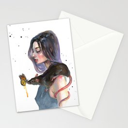 Solar Tail Stationery Cards