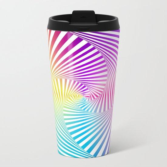 Twista Colour Metal Travel Mug