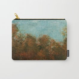 Late Summer Trees Carry-All Pouch