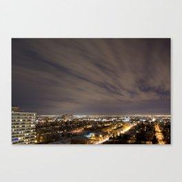 City Nights. Canvas Print