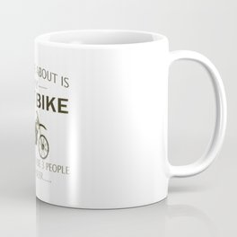 My DIRTBIKE and BEER Coffee Mug