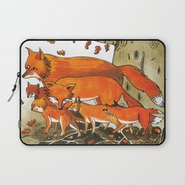 Noah's Ark - Fox Laptop Sleeve