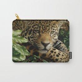 Jaguar - At Rest Carry-All Pouch