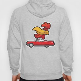 Rolling Rooster Hoody