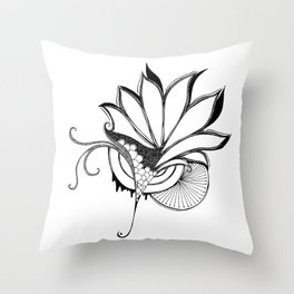 UWANTTHEREALNESS Throw Pillow