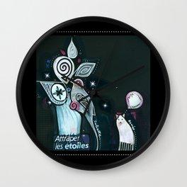 chacun son rêve Wall Clock