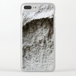 Texture3 Clear iPhone Case