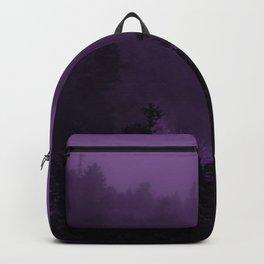Purple Fog Backpack