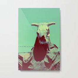Gatekeeper Metal Print