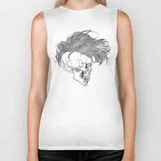 Death is New Punk Biker Tank