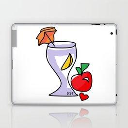 Juicing Laptop & iPad Skin