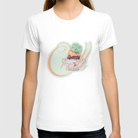 chill T-shirts featuring Chill by brocoli art print