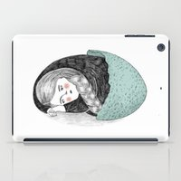 fly iPad Cases featuring Fly by Marjanne Mars
