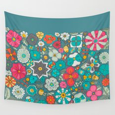 Chicles y caramelos Wall Tapestry