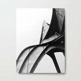 Calder tribute Metal Print