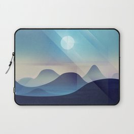 Northern Lights Abstract Laptop Sleeve