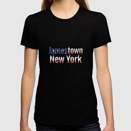 Jamestown New York T-shirt