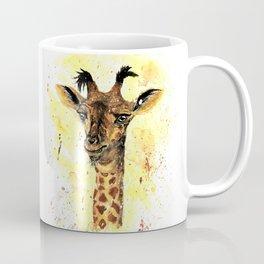 Hello From Above Coffee Mug