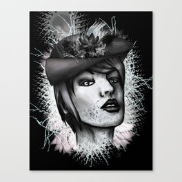 Veronique Canvas Print