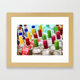 Thirsty.... Framed Art Print